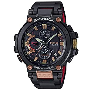51iAO35l8jL. SS300  - Casio G-SHOCK MTG-B1000TF-1AJR Magma Ocean 35th Anniversary Limited Radio Solar Watch (Japan Domestic Genuine Products)