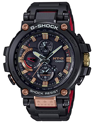 Casio G-Shock MTG-B1000TF-1AJR Magma Ocean 35th Anniversary for sale  Delivered anywhere in USA