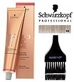 ice blonde - Schwarzkopf Professional Blond Me Blonde Toning (NEW VERSION - 2.1 oz); includes free