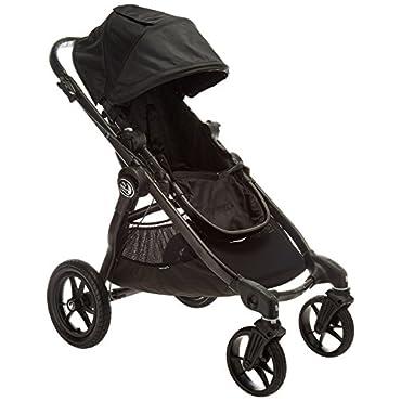 Baby Jogger City Select Single Stroller Black