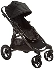 Our most versatile yet, the City Select stroller grows with your family and could be the only convertible stroller you'll ever need. This designer canopy stroller boasts 16+ available configurations to fit your family's needs. It easily becom...