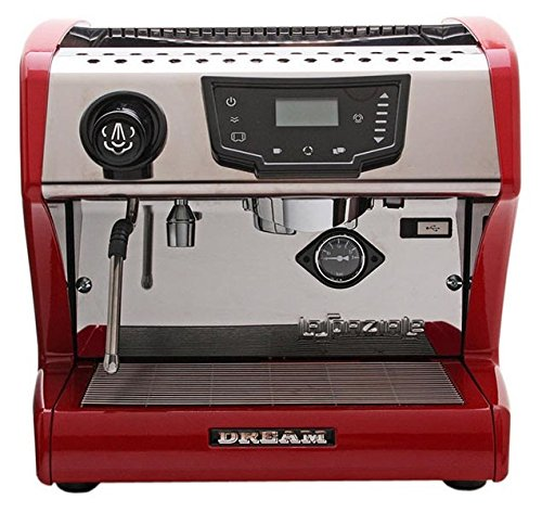La Spaziale S1 Dream Espresso Machine Red