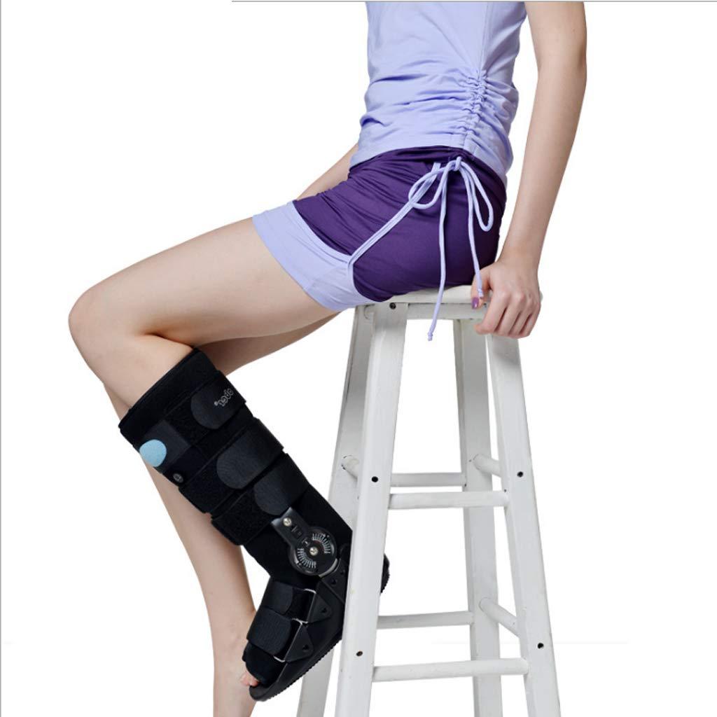 Botines de tobillo izquierdo, fractura de tendón de Aquiles, zapatos de fractura de rehabilitación (Tamaño : L): Amazon.es: Salud y cuidado personal