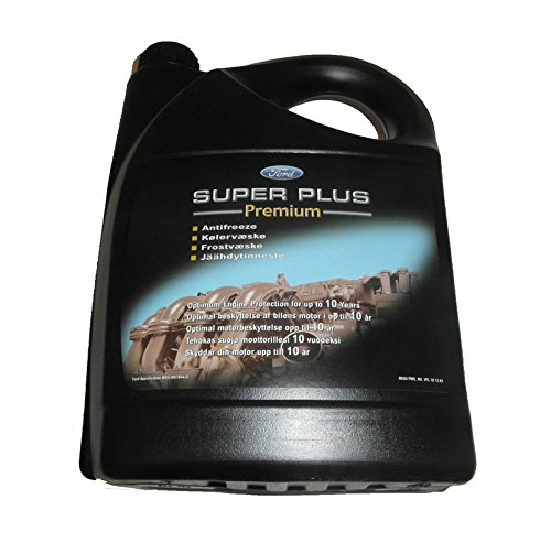 Ford Super-Plus Premium Anti-Freeze 5Ltr Finis Code 1336808