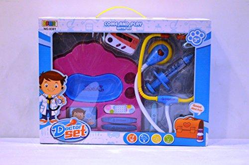 Sinotrade Doctor Set Box, Multi Color