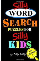 Silly Word Search Puzzles for Silly Kids