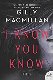 Book Cover: I Know You Know: A Novel