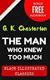 Bargain eBook - The Man Who Knew Too Much