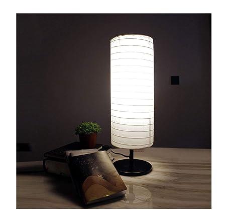 WEIBIN_LIU Lámparas de Escritorio Dormitorio de la lámpara de ...