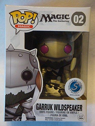 Funko Pop! Games: MTG - Garruk Wildspeaker Vinyl Figure - Southern hobby Exclusive