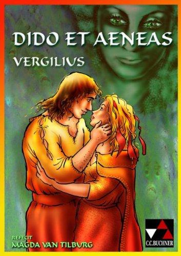 Comics/Vergilius, Dido et Aeneas: Ein Comic mit lateinischem Originaltext und Zeichnungen von Magda van Tilburg