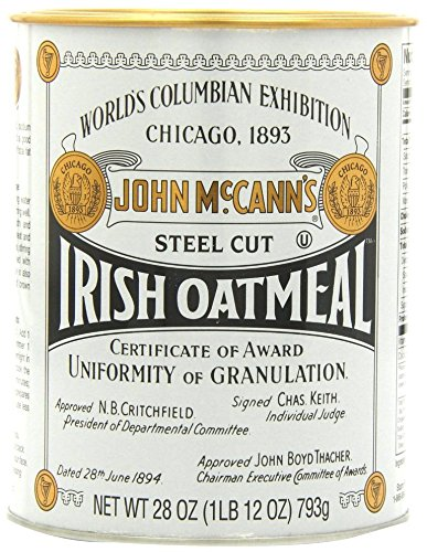 McCann's, Steel Cut Irish Oatmeal, 28 oz