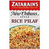 Zatarain Foods Rice Pilaf Mix, 6.3 Ounce (Pack of 12)