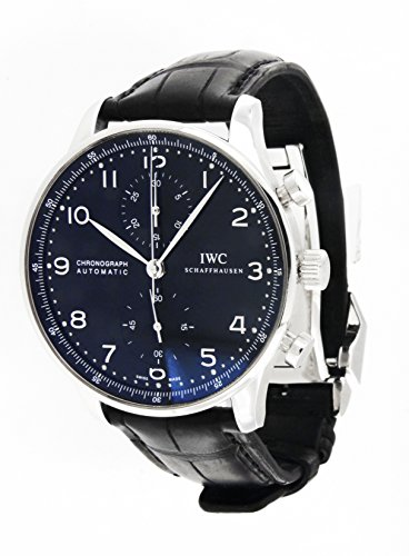 IWC-Portuguese-automatic-self-wind-mens-Watch-IW371447-Certified-Pre-owned