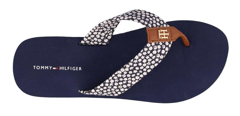 Amazon.com | Tommy Hilfiger Women's, Chottie X Thong Sandals | Flip-Flops