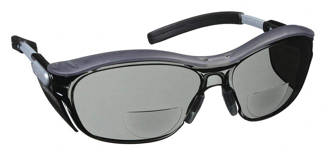 Clear Polycarbonate +2.0 Reading Glasses