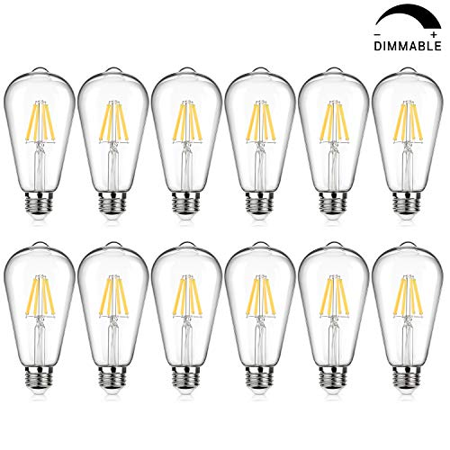 Dimmable Daylight 800Lumens Equivalent Filament product image