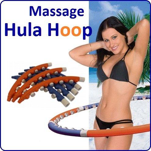 Poer Massage Hula Hoop - Trainingsreifen zum Abnehmen