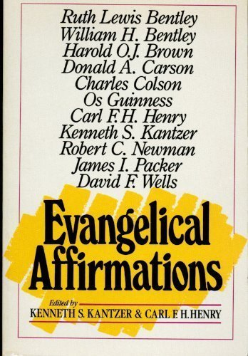 Evangelical Affirmations