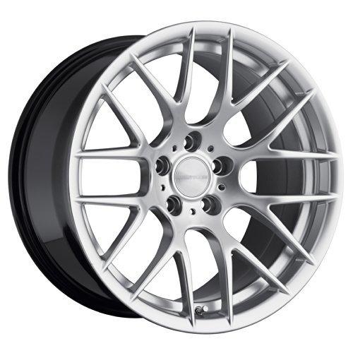 Avant Garde M359 Hyper Silver Wheel (18x8.5''/5x120mm, +35mm offset)
