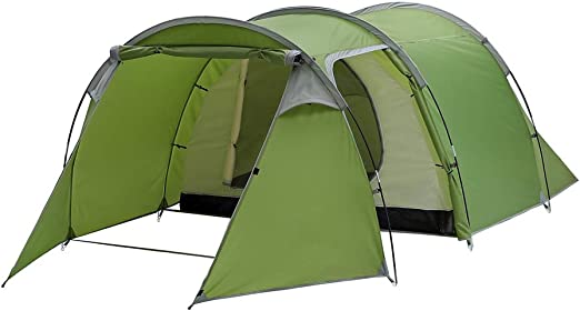 Night Cat Waterproof Camping Tent for 1 To 4 Person