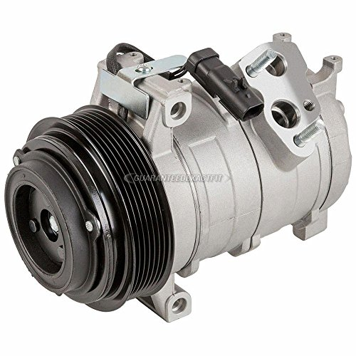 AC Compressor & A/C Clutch For Jeep Grand Cherokee 2007 2008 2009 - BuyAutoParts 60-03231NA New