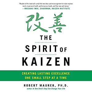 The Spirit of Kaizen | Livre audio