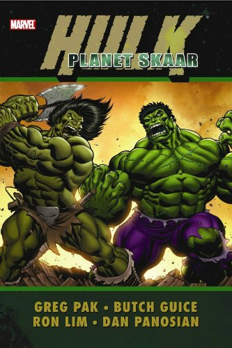 Incredible Hulk: Planet Skaar (Hulk Series Planet)