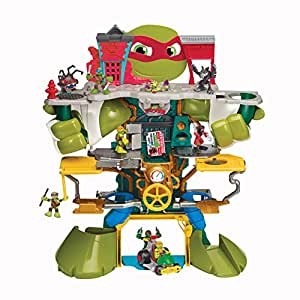 Amazon.com: Teenage Mutant Ninja Turtles. Héroes de ...