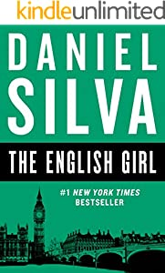 The English Girl: A Novel (Gabriel Allon Series Book 13)