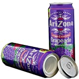 Diversion Can Safe Hidden Stash - Arizona Grapeade
