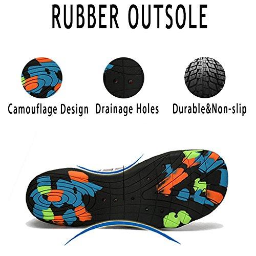 Swim Outdoor Mens Shoes Ren Socks Quick Water Drying ASUGE Barefoot Shoes Slippers Aqua Lightweight Womens Uwv4CCdq