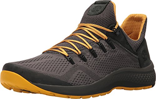Timberland Mens FlyRoam Trail Low Forged Iron Running Shoe - 10