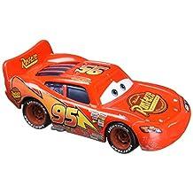 Disney / Pixar Cars Movie 1:55 Die Cast Race-O-Rama Package Impound Lightning Mcqueen