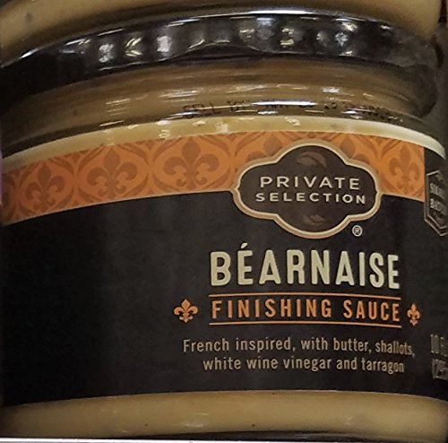 Private Selection Bearnaise Finishing Sauce 10 oz (Pack of 3)