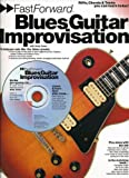 Blues Guitar Improvisation, Andy Jones, 0711974772