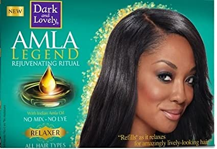 Relaxer / Glättungsc reme Dark and Lovely Amla Legend with Indian Amla Oil dark & lovely