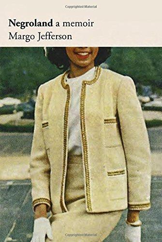 Negroland: A Memoir by Margo Jefferson (2015-09-08)
