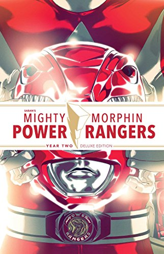 Mighty Morphin Power Rangers Year Two Deluxe Edition (Best Delivery In Austin)