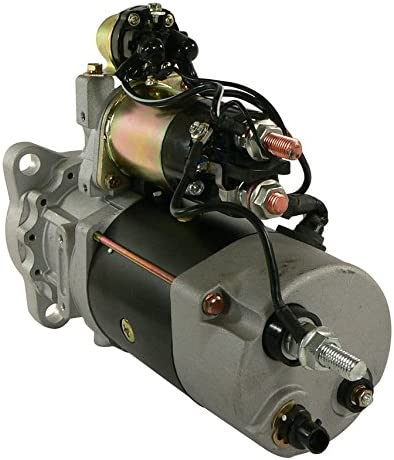 8200321 DB Electrical SDR0472 New PLGR Starter 39MT 24-Volt 11 Tooth For Delco 8200009 8200330 8200724