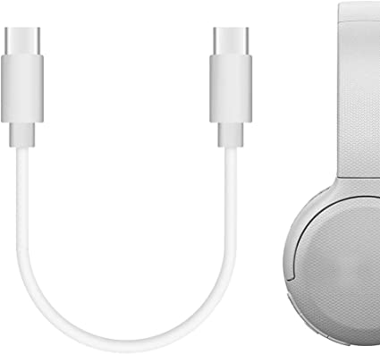 3FT USB C Charge Cable Wire for Sony WH-1000XM3 WH-XB900N WH-CH510 Bose NCH700 Sennheiser HD 450BT HD 350BT Momentum 3 B/&W PX5 PX7 Jabra Elite 75t 85h Wireless Headphones