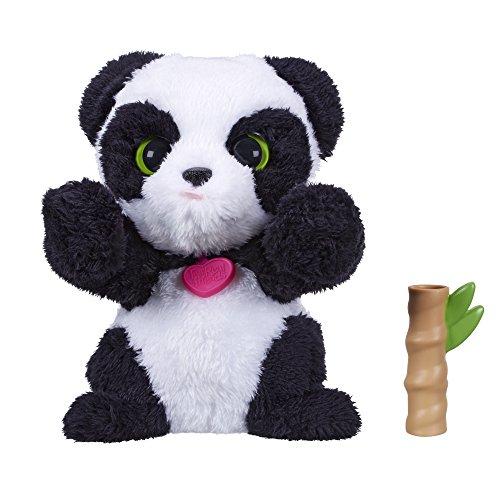 FurReal Friends: Patas grandes de Lil Peek-A-Boo Panda