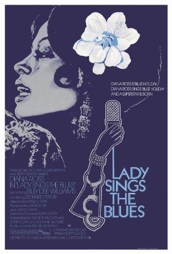 Lady Sings the Blues Movie Poster (27 x 40 Inches - 69cm x 102cm) (1972) Style B -(Diana Ross)(Billy Dee Williams)(Richard Pryor)(James Callahan)(Paul Hampton)(Sid Melton) (Billy Dee Williams Lady Sings The Blues)