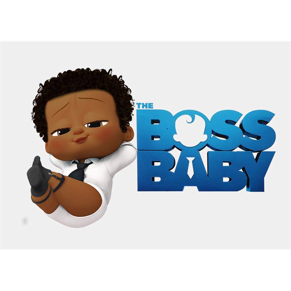 Amazon Com Custom Boss Baby Backdrop 7x5 African American