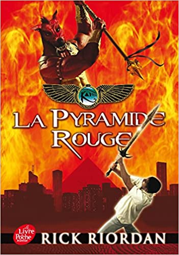 Book Kane chronicle t.1 ; la pyramide rouge