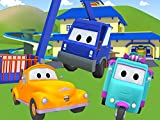 Tom The Tow Truck: The Candy Car / The Cherry Picker Truck