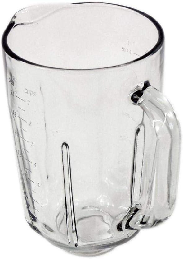 Kenmore 502217971 Blender Glass Jar Genuine Original Equipment Manufacturer (OEM) Part