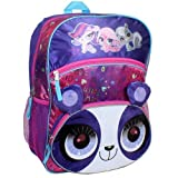 Littlest Pet Shop LPS Fuzzy Panda Backpack by AI