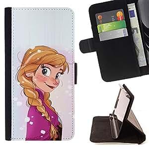 - Queen Pattern FOR Samsung Galaxy Note 3 III /La identificaci????n del cr????dito ranuras para tarjetas tir????n de la caja Cartera de cuero cubie - cartoon character kids childr