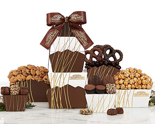 Rocky Mountain Chocolate Factory Valentines Day Gift Tower